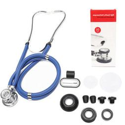 Professional Double Head Stethoscope for Medical Clinical Cl
