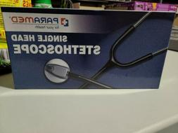 PARAMED Single head Cardiology Stethoscope for Medical and C