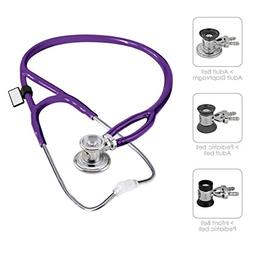 MDF Sprague-X Redesigned Sprague Rappaport Stethoscope with