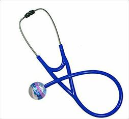 Ultrascope Adult Stethoscope with Royal Blue Tubing, Beach S