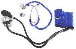 Elite Medical Instruments Stethoscope & Sphygmomanometer Blo