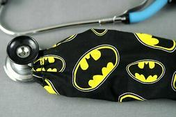 Stethoscope Cord Cover Batman Nurse Doctor Gift Medical Acce